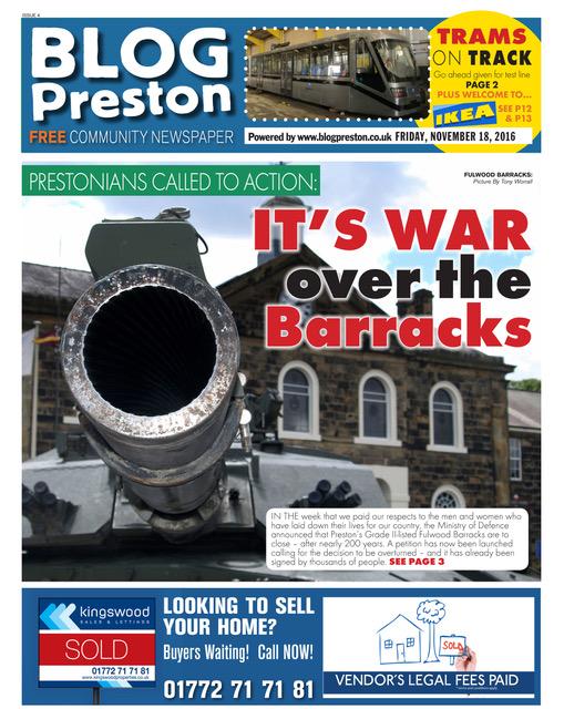 The fourth issue of Blog Preston community newspaper