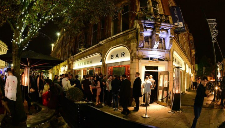 Baluga Launches Monday Night After Cameo And Vinyl Closure