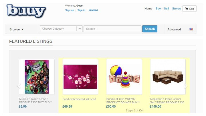 Preston buy and sell site wants to take on ebay blog preston for Buy and sell online sites
