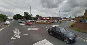 Deepdale Pavilions retail park Pic: Google