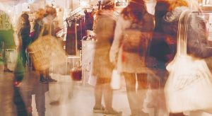 Vintage stalls are to take over the Indoor Market