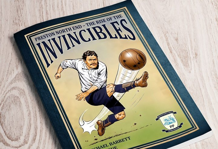 Front cover of the Invincibles