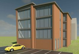 How the flats in Moor Park Avenue may look