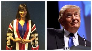 Ranvir Singh will take her oath at the same time as Donald Trump becomes President