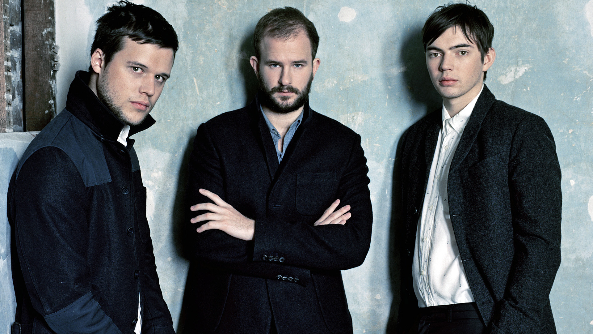 White Lies are coming to Preston