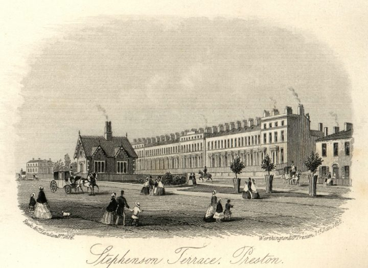stephenson-terrace-preston-by-charles-hardwick-1857