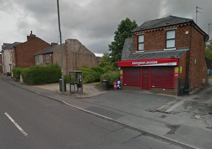 Bargain Booze in Station Road Pic: Google