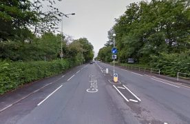 Crossing near Nooklands in Garstang Road Pic: Google