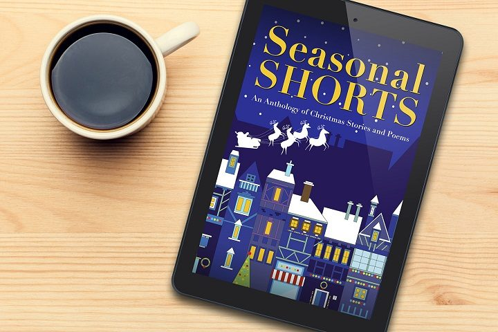 The Seasonal Shorts book has been doing well in the Amazon charts