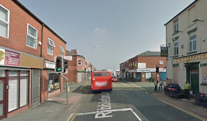 The junction of Skeffington Road and Ribbleton Lane Pic: Google