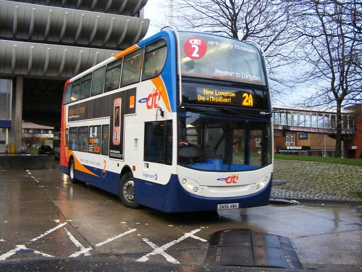 Stagecoach is making changes to its Megarider tickets Pic: Ian Roberts