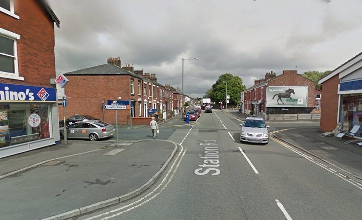Junction of Station Road and St Mary's Road Pic: Google