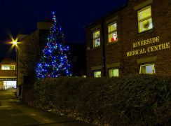 Christmas trees will begin coming down across Preston Pic: Keith Sergeant