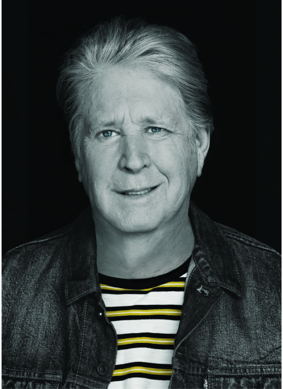 Brian Wilson will appear at the festival