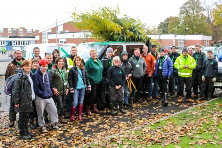 Groundwork staff help preston pupils get back to nature blog preston