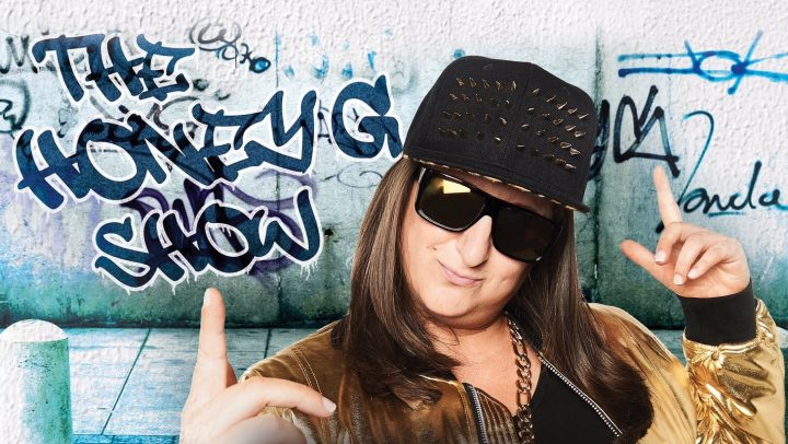 Rapper Honey G who appeared on X Factor