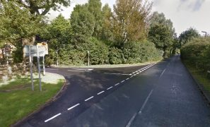 D'urton Lane once the work is finished won't be accessible from the Eastway junction Pic: Google
