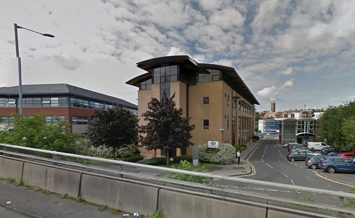 The firm has offices at Preston Technology Park Pic: Google