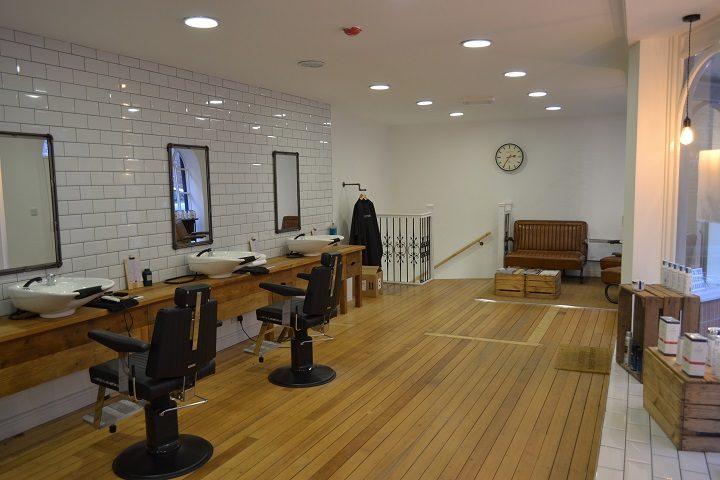 barber company