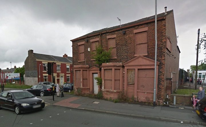 The former Old England pub now stands abandoned Pic: Google
