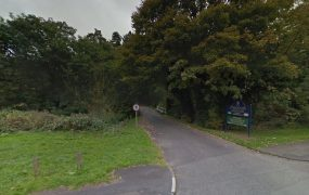Entrance to Preston Golf Club Pic: Google