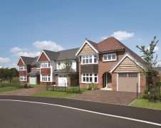 These are the types of houses being built in Fulwood
