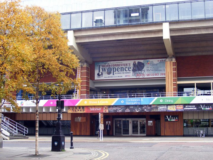 Preston Guild Hall has seen a renaissance since being offloaded into private hands Pic: Geoffrey Whittaker