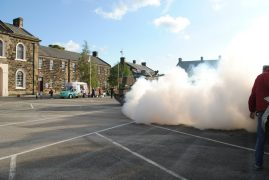 No smoke without fire! Passions were raised in the debate about Fulwood Barracks Pic: Stephen Geraghty