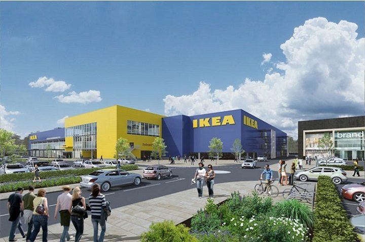 cuerden campaigners raise traffic concerns ahead of ikea decision blog preston. Black Bedroom Furniture Sets. Home Design Ideas