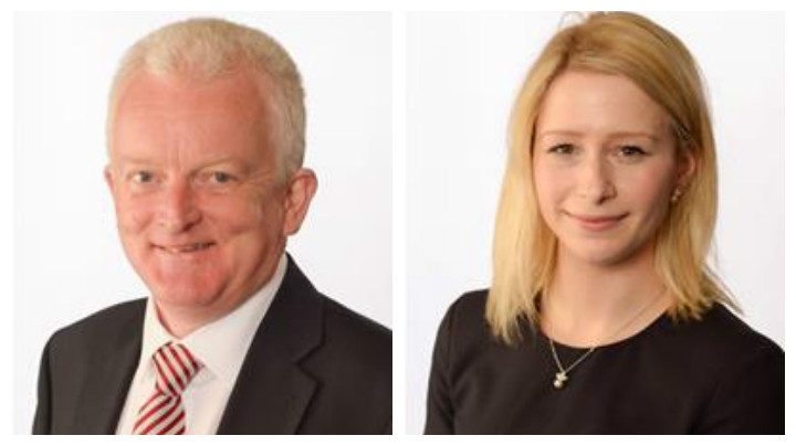 Councillor Peter Moss and Councillor Charlotte Leach clashed on the issue
