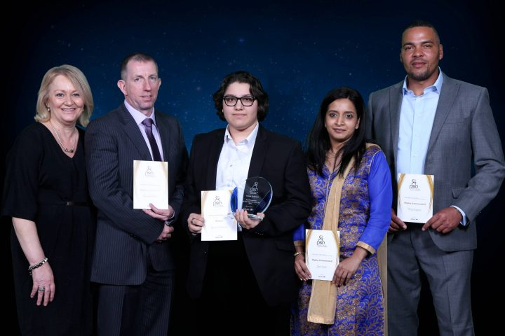 Melanie Phillipson – HR Manager (Jigsaw Training), Richard Millar, Yasmin Suleman (on behalf of Yunus Suleman), Jyoti Karri, Terry Clayton