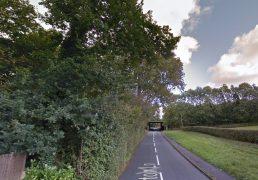 D'urton Lane runs between Fulwood and Broughton Pic: Google