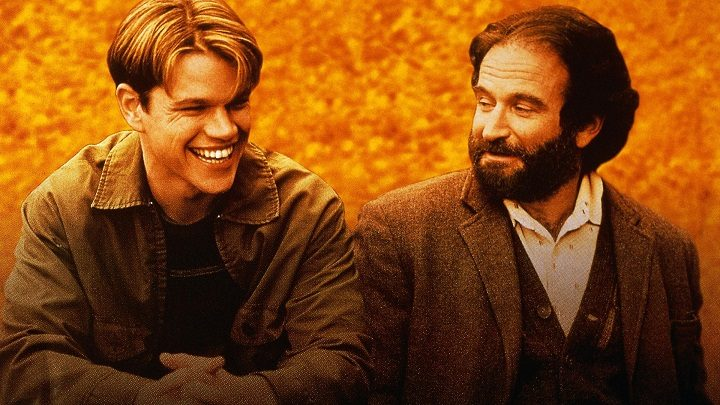 Good Will Hunting is one of the films to be shown