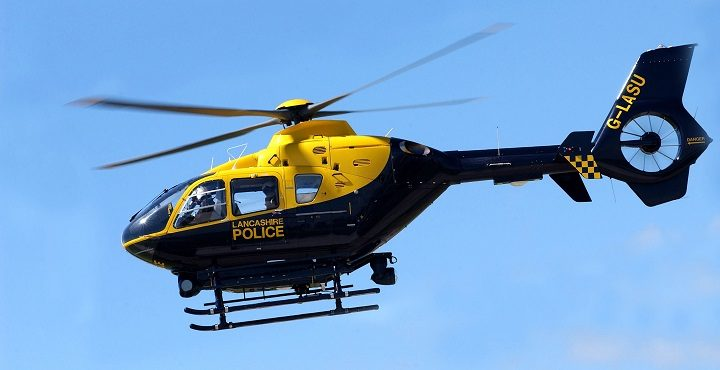 NPAS Warton in action