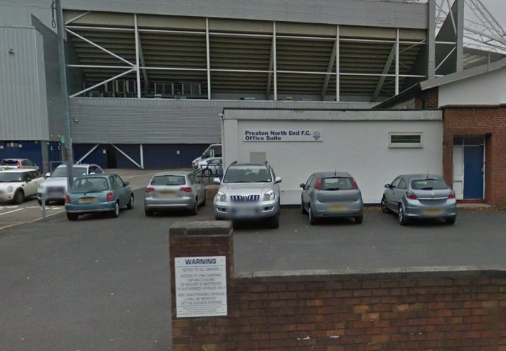 This building would be pulled down if the new training ground is approved Pic: Google