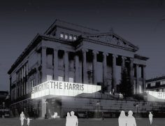 One view of how the Harris could look!