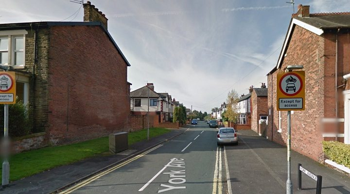York Avenue in Fulwood, off Garstang Road Pic: Google