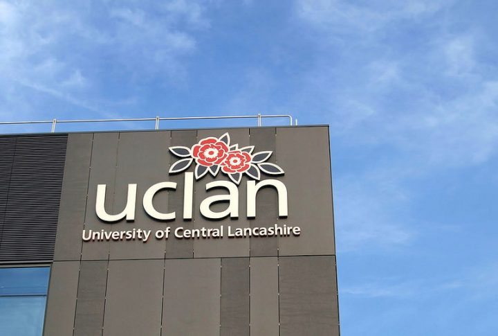 UCLan has been raising its international ranking Pic: Tony Worrall