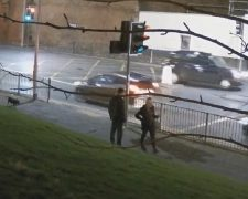 Police have released CCTV images of a couple they want to speak to