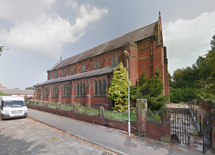 St Teresas church would be demolished under the plans Pic: Google