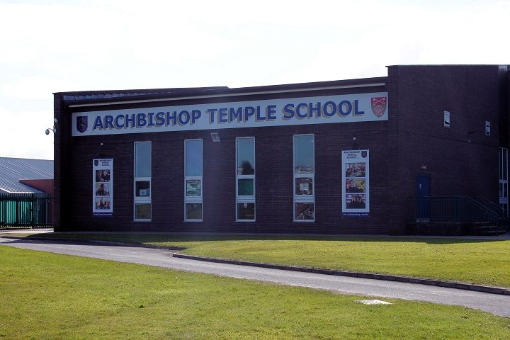 Archbishop Temple School is hosting the run