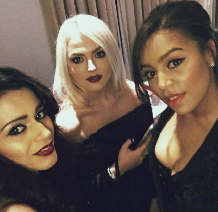 Bhavna, Lucy and Tisha