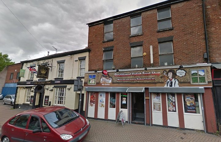 The Polish Shop in Church Street would move elsewhere Pic: Google