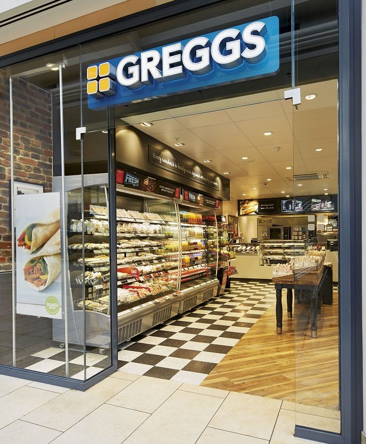 Greggs is rolling out a new look to its stores