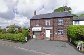 Hoghton Post Office saw staff threatened Pic: Google