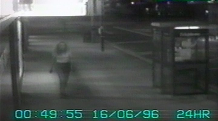 CCTV cameras captured Janet in Fishergate