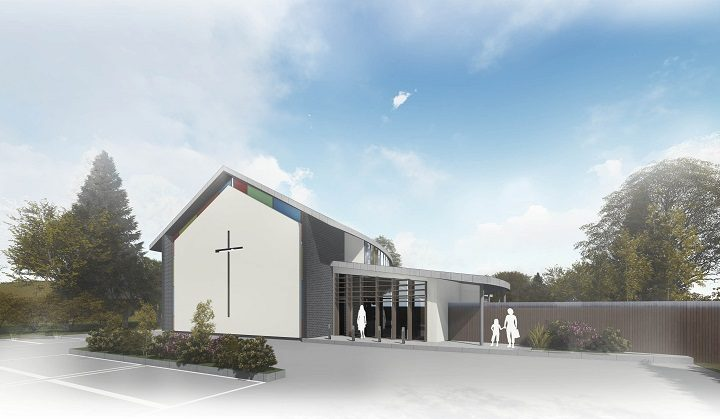 Another view of the proposals for St Christopher's