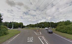 Pope Lane roundabout Pic: Google