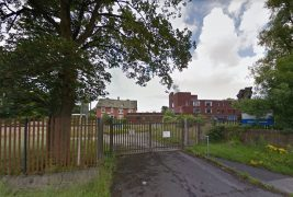 The Ribbleton Hospital site Pic: Google
