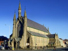 The church is grade-II listed and costs a lot to upkeep and run Pic: Tony Worrall